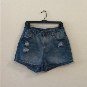 Cotton On High-Rise Shorts